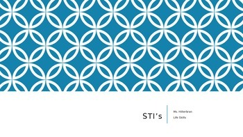 STI/STD Powerpoint