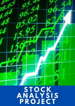 STOCK MARKET ANALYSIS PROJECT