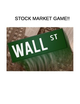 STOCK MARKET GAME!