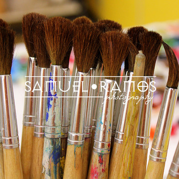 STOCK PHOTOS: Art Brushes [Personal & Commercial Use] *FREEBIE*