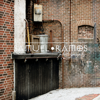 STOCK PHOTOS: Background: Street Alleyway  [Personal & Commercial Use]