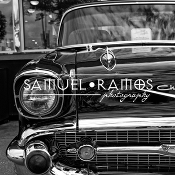 STOCK PHOTOS: Black Antique Car [Personal & Commercial Use]