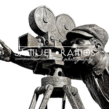 STOCK PHOTOS: Camera Man [Personal & Commercial Use]