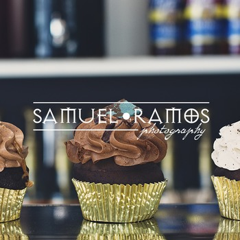 STOCK PHOTOS: Cupcake Trio [Personal & Commercial Use]