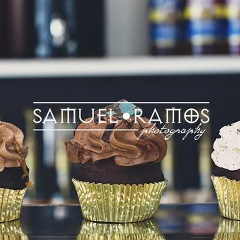 STOCK PHOTOS: Cupcake Trio [Personal & Commercial Use]