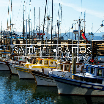 STOCK PHOTOS: Fishing Boats [Personal & Commercial Use]