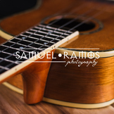 STOCK PHOTOS: Musical Instrument—Ukulele 02 [Personal & Commercial Use]