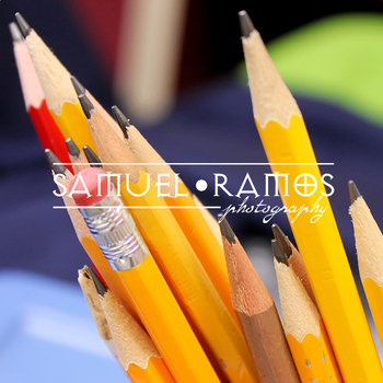 STOCK PHOTOS: Pencils **FREEBIE** [Personal & Commercial Use]