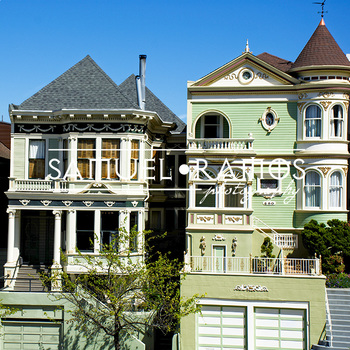 STOCK PHOTOS: San Francisco California Architecture [Personal & Commercial Use]