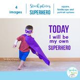 STOCK PHOTOS: Superhero