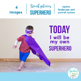 STOCK PHOTOS: Superhero