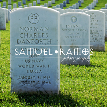 STOCK PHOTOS: Veteran Cemetery  [Personal & Commercial Use]