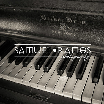 STOCK PHOTOS: Vintage Piano [Personal & Commercial Use]