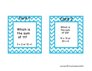 S.T.O.M.P Adding and Subtracting numbers 0-50