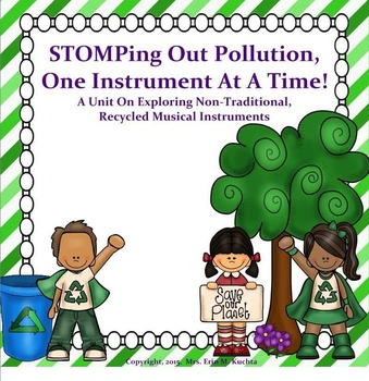 STOMPing Out Pollution, One Instrument At A Time;  Exploration (SMNTBK Ed.)