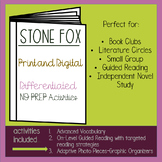 STONE FOX Differentiated Novel Unit - Distance Learning
