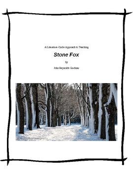 STONE FOX Full Literature Circle Unit