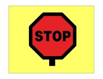 STOP - Autism VISUAL