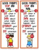 STOP Comprehension Bookmark