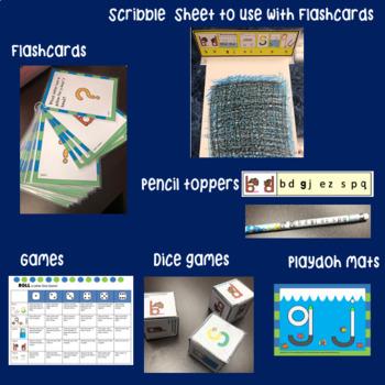 Handwriting: STOP Letter Reversals!  A Multi-sensory, Kinesthetic Program