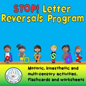 Handwriting: STOP Letter Reversals!  A Multi-sensory, Kine
