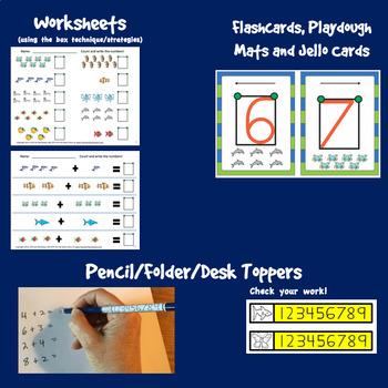 Handwriting:  STOP Number Reversals!  A multi-sensory, kinesthetic program!