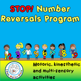 Handwriting:  STOP Number Reversals!  A multi-sensory, kin