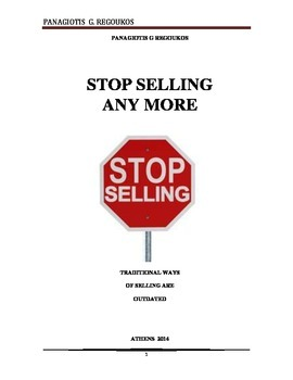 STOP SELLING ANY MORE !