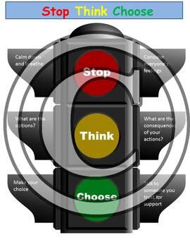 STOP, THINK, CHOOSE: for impulsive children