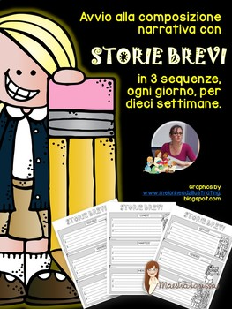 STORIE BREVI - allenamento alla composizione narrativa