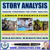 STORY ANALYSIS LESSON PRESENTATION