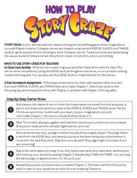 STORY CRAZE