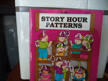 STORY HOUR PATTERNS  ISBN 1-878279-12-2