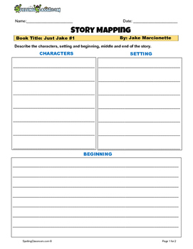 It's just a picture of Accomplished Printable Story Map Graphic Organizer
