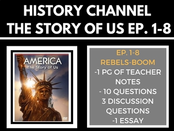 STORY OF US EPISODE 1-8 FIRST SEMESTER BUNDLE
