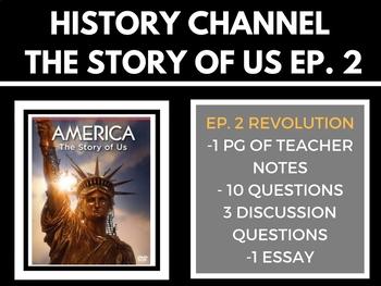 STORY OF US REVOLUTION EPISODE 2
