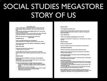 STORY OF US WESTWARD EPISODE 3