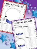 STORY PREDICTION WORKSHEETS