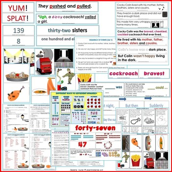 INTEGRATED MULTIPLE RESOURCES: PREP-YEAR 6: COCKY COLIN MATH & LITERACY