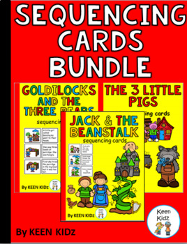 STORY SEQUENCING CARDS BUNDLE