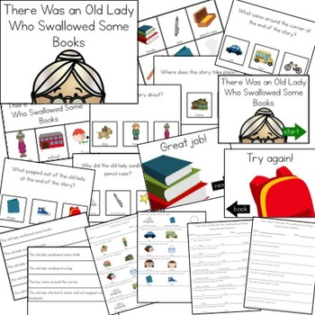 STORY TIME PACK: BACK TO SCHOOL