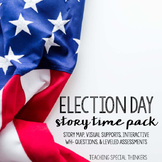 STORY TIME PACK: ELECTION DAY