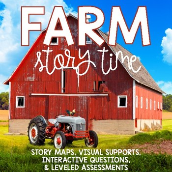 STORY TIME PACK: FARM ANIMALS