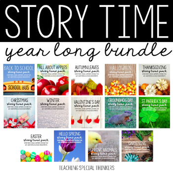 STORY TIME PACKS ULTIMATE BUNDLE