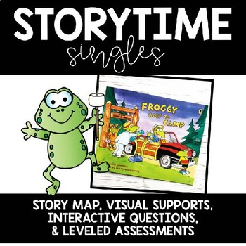 STORY TIME SINGLES: Froggy Goes to Camp