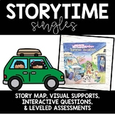 STORY TIME SINGLES: The Night Before Summer Vacation