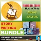 STORY WRITING PRESENTATIONS BUNDLE