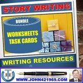 STORY WRITING TASK CARDS BUNDLE