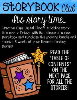 Storybook Bundle 1 {Creative Clips Digital Clipart}
