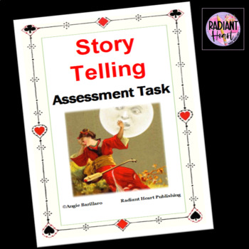 STORYTELLING assessment task and rubric